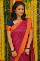 Supriya in Pink Saree Spicy Pics 011.JPG