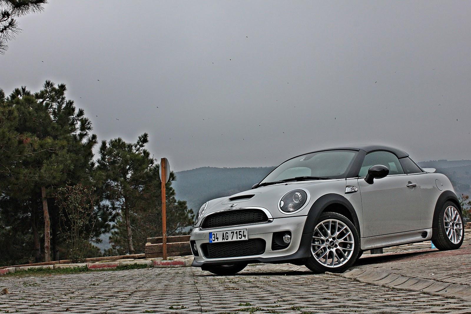 Selim Erkek Otomobil Test Mini Cooper Coupe S Minik Sporcu