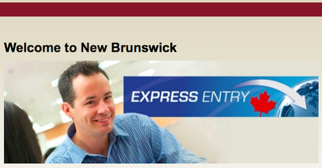 Immigrate to Canada via New Brunswick Express Entry Entry Stream