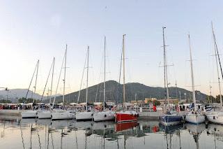 Marina d'Arechi in mostra al Nauticsud