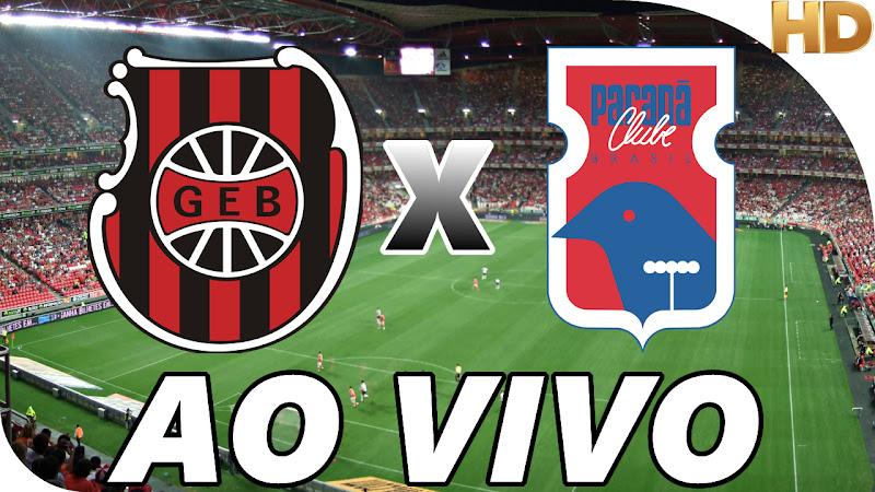 Assistir Brasil de Pelotas x Paraná Clube Ao Vivo