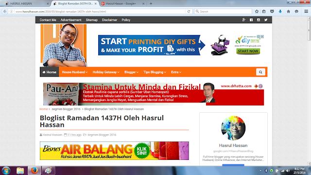 bloglist ramadhan
