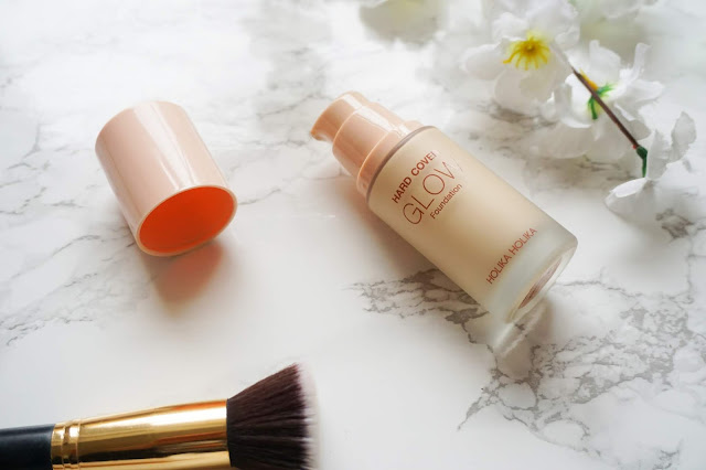 [Review] Holika Holika - Hard Cover Glow Foundation
