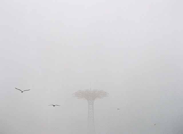 Wanderlust, Coney Island, Brooklyn, New York