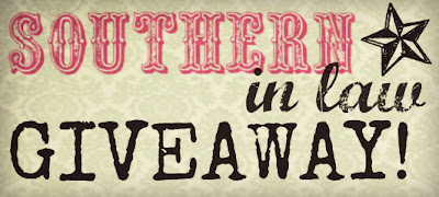 Southern In Law Giveaway