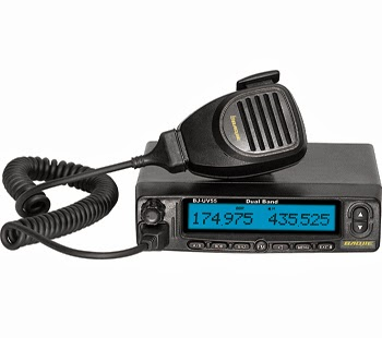chinese Baojie transceiver