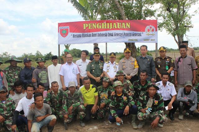 Buka TMMD ke 101, Bupati Wajo Bilang Bukti Sinergitas TNI dan Rakyat