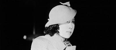 Isuzu Yamada in Osaka Elegy (1936)