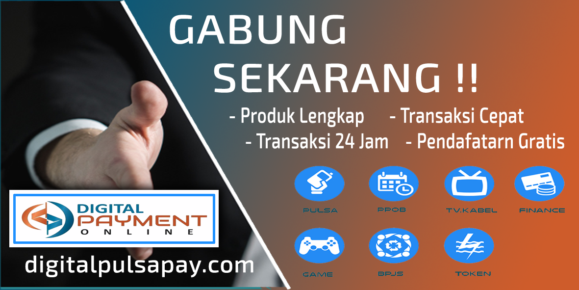 Server Digital Pulsa Murah Magetan