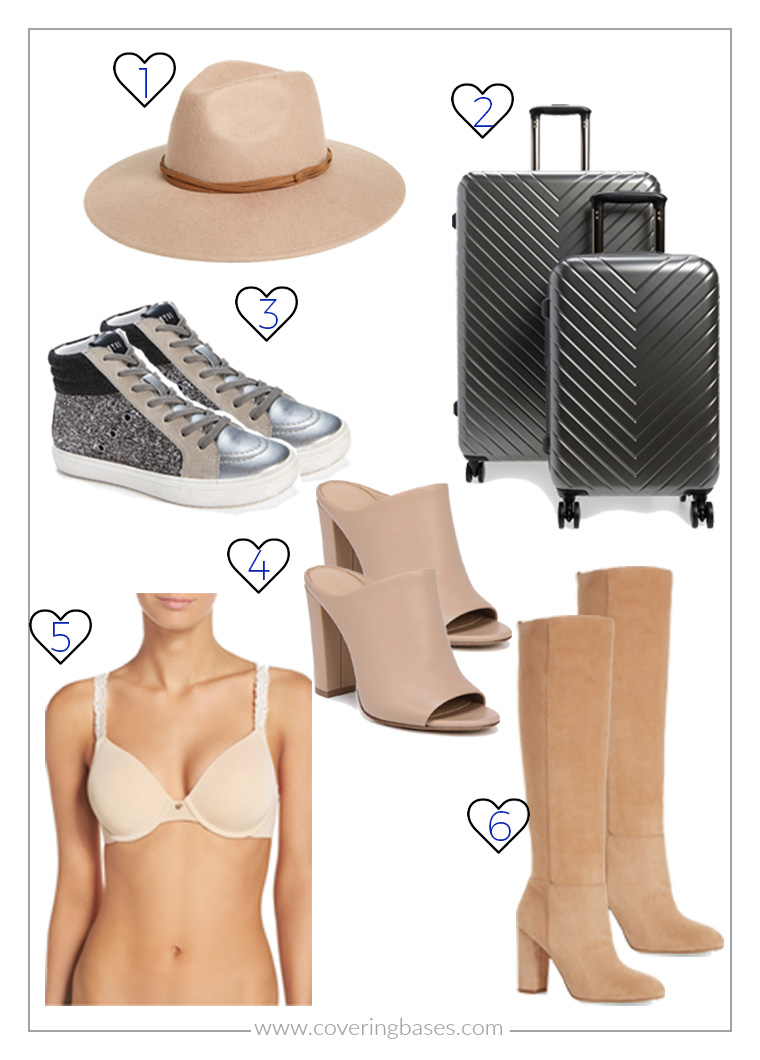 Nordstrom Anniversary Sale featured by popular New York fashion blogger, Covering the Bases