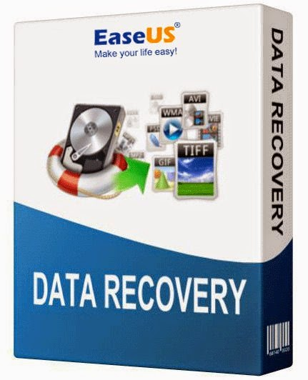 EASEUS Data Recovery Wizard 8.6.0 + Unlimited Crack