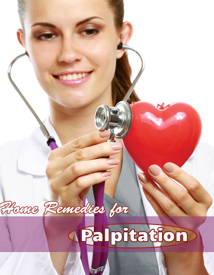 Home Remedies for Palpitation