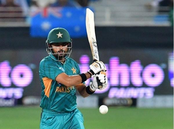 The third T20, Pakistan's target of 167 runs to win New Zealand