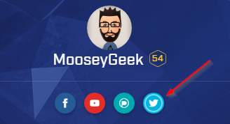 MooseyGeek Twitter Verified