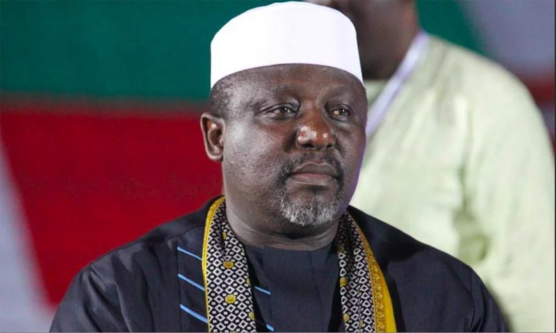 Okorocha jets out of Nigeria on economic mission