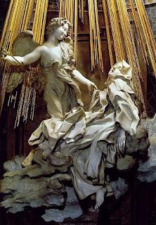 Resultado de imagen de éxtasis de santa teresa de bernini