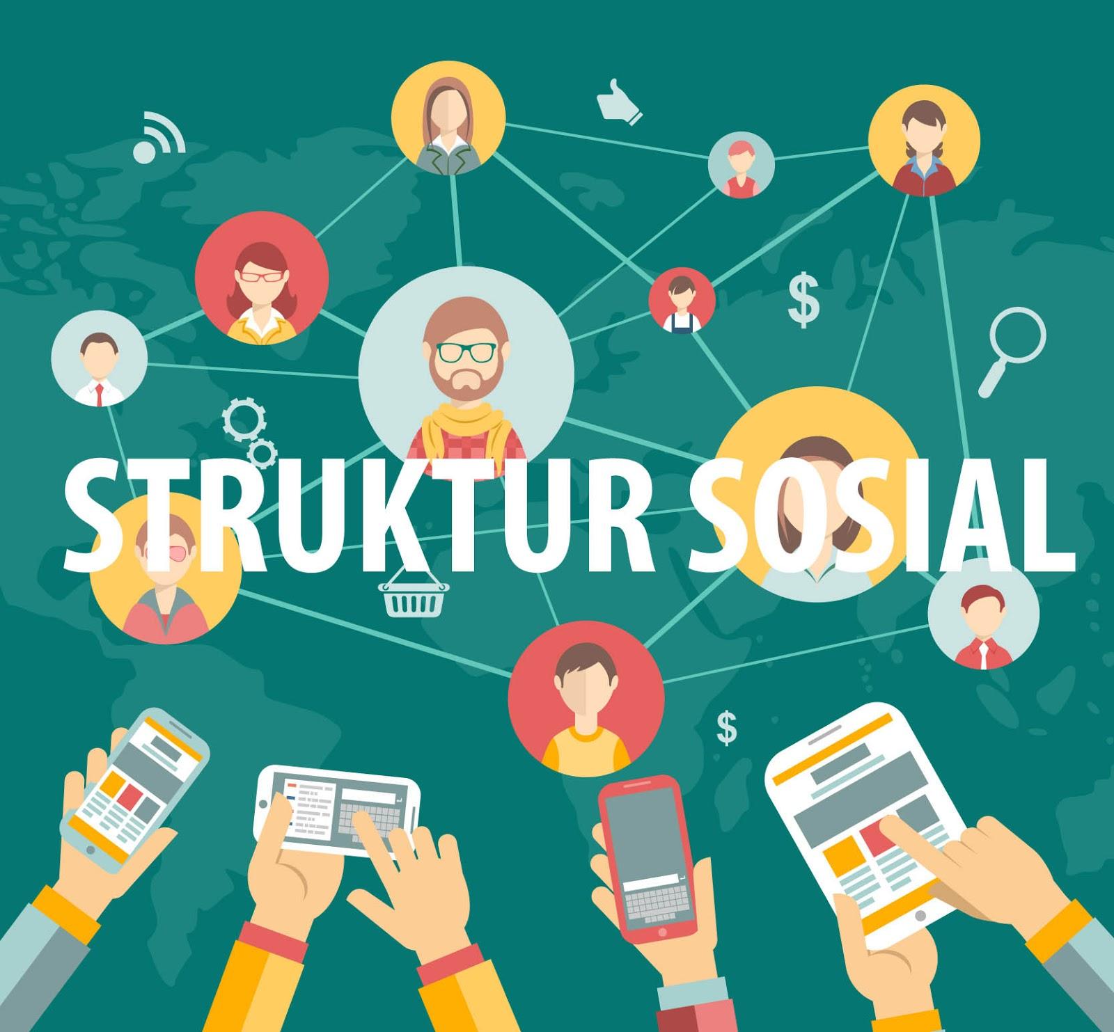 Pengertian Struktur Sosial Menurut Soerjono Soekanto Dan Raymond