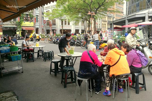 Dihua Street Food Taipei