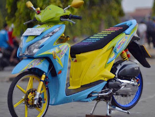 Collection Image Modification Motorcycle Vario 125