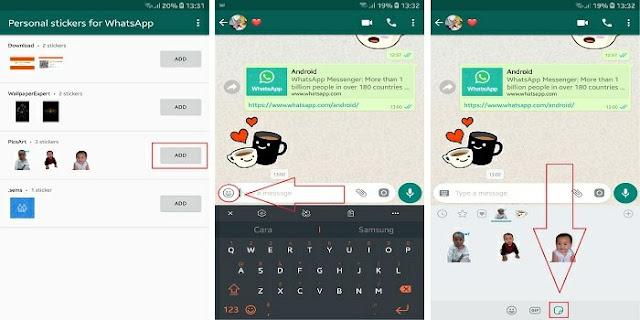 Cara Gampang Membuat Stiker Sendiri di WhatsApp 3