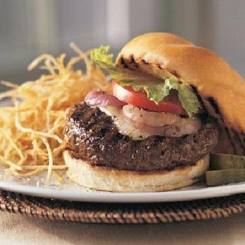 Easy Chinese Hamburger recipe | 100 Ways To Prepare