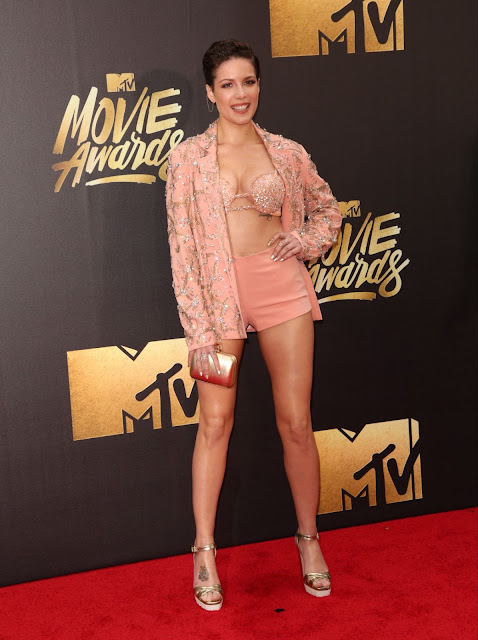 Halsey – 2016 MTV Movie Awards