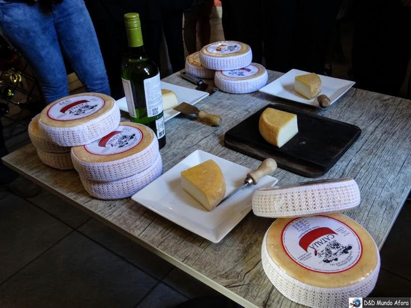 Queijo Catauá - Restaurante Dedo de Moça em São João del Rei - II Encontro de Inverno de Blogueiros de Viagem