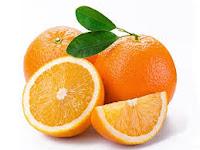 Merawat kesehatan mata dengan buah jeruk