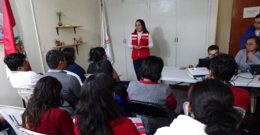 Qali Warma capacita a proveedores para mejorar la atención a colegios de Lambayeque - www.qaliwarma.gob.pe