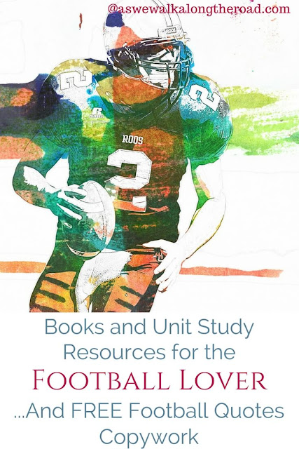 Football unit study resourcces