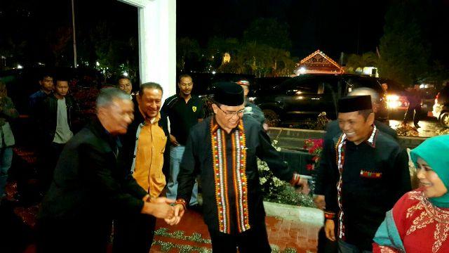 Plt. Bupati Aceh Tengah Ajak Warga Jaga Perdamaian
