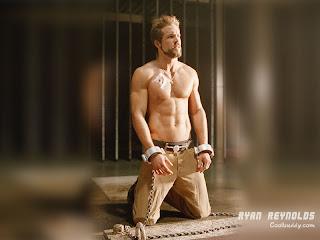 Ryan reynold sexy nude body