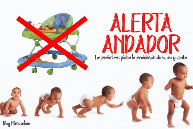 blog mimuselina alerta uso tacatá y andadores pediatras piden prohibición uso y venta andadores
