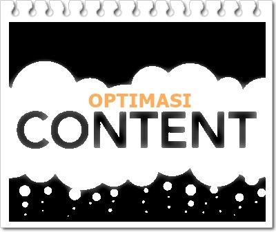 Cara agar artikel baru di index google dan optimasi konten blog