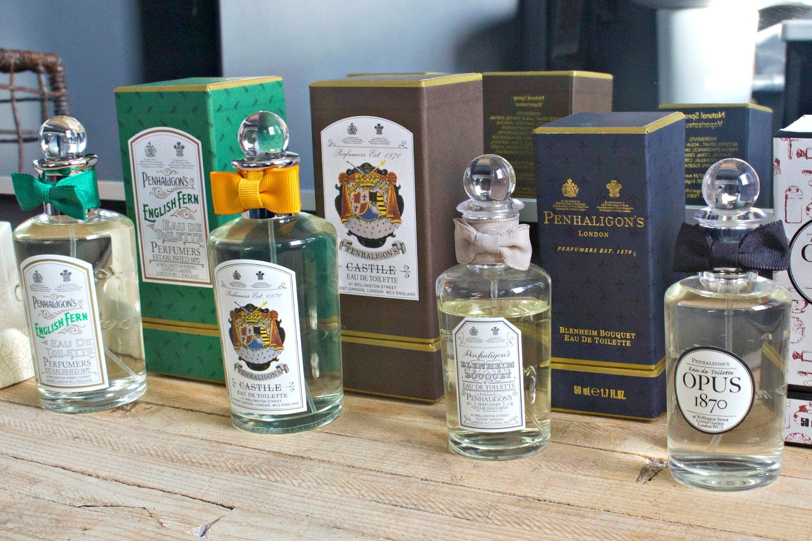 MENS FRAGRANCE – PENHALIGON'S AT TK MAXX!
