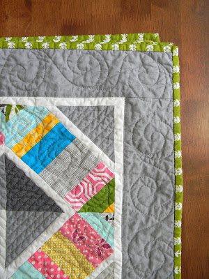 Teaginny Designs Trellis Quilt