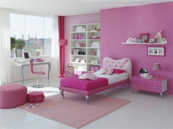 Kamar Tidur Perempuan yang Cantik