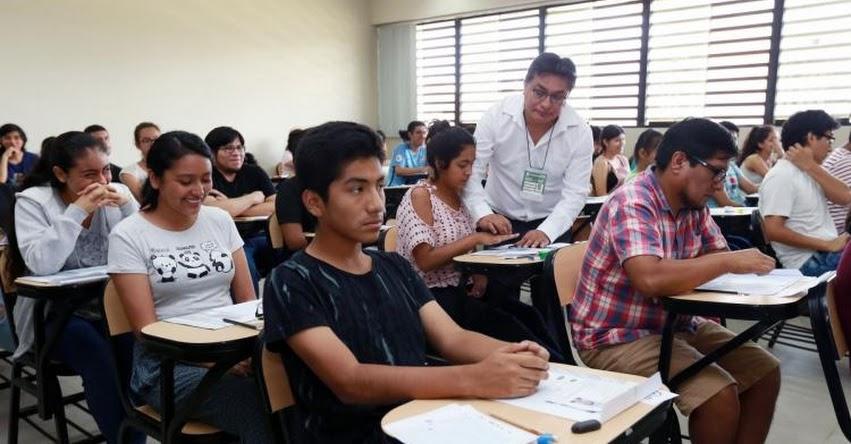 UNMSM: Universidad San Marcos posterga Examen de Admisión de este fin de semana para prevenir el riesgo de contagio del coronavirus