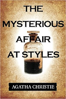 The Mysterious Affair at Styles by Agatha Christie book cover and review