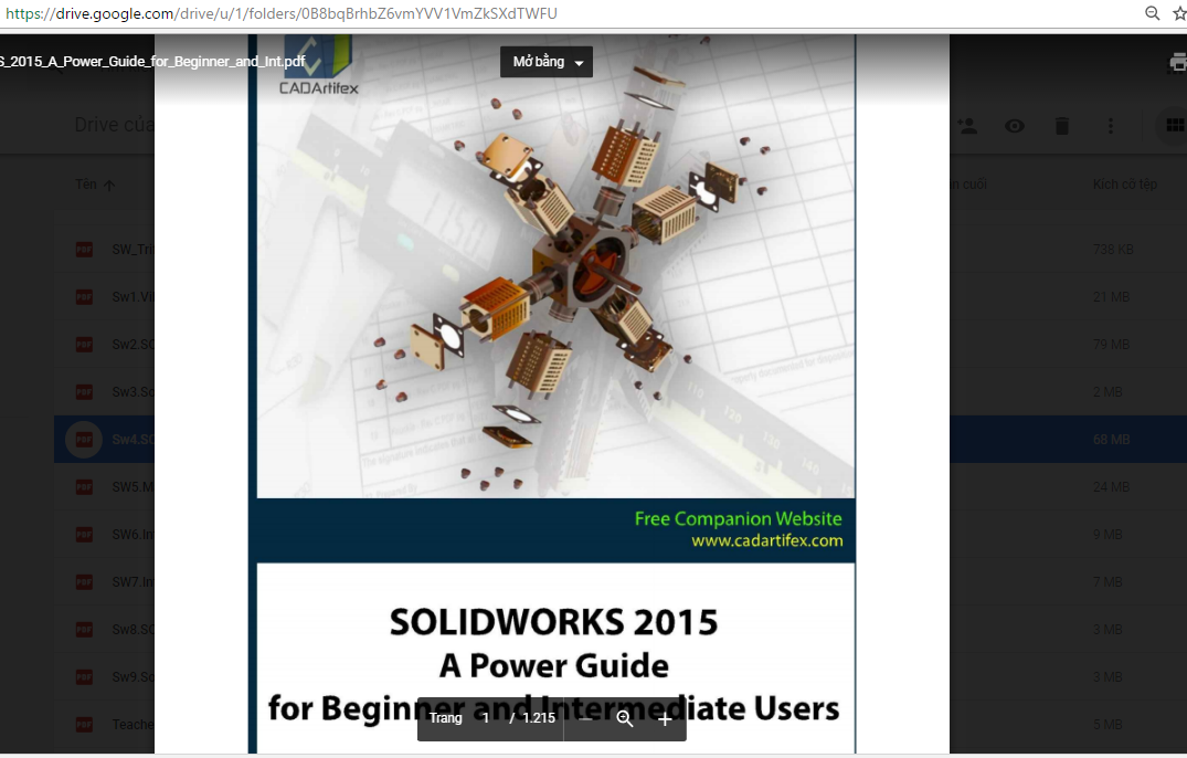 Free Download Books For Solidworks Designers Part 1