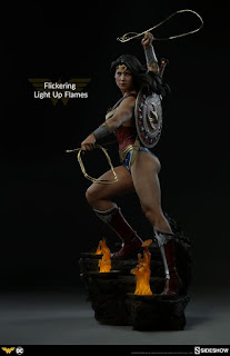 """Abierto pre-order de """"Wonder Woman Premium Format"""" de - Sideshow"""