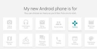 Situs Web Untuk Memilih Tipe (Merk) Android Terbaik