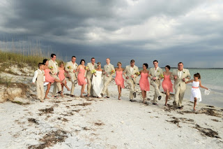Honeymoon Island weddings