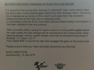 Bongkar Kecurangan Kru Marquez di MotoGP Jerman?