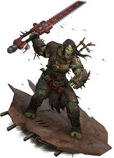 Image result for pathfinder iron gods