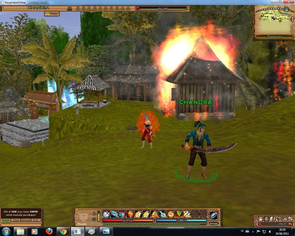 Game Online Buatan Indonesia Yang Mendunia