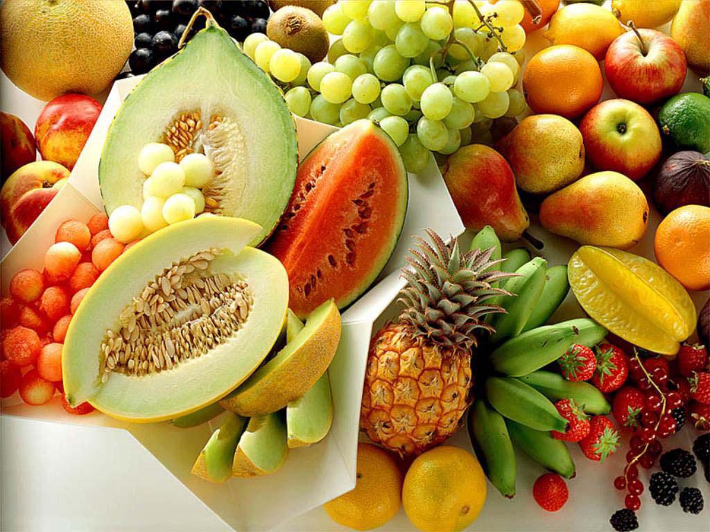 Diet makan buah-buahan