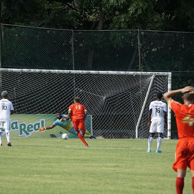 Atlético San Cristóbal y Jarabacoa FC empatan a un gol