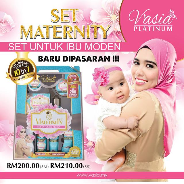 Set Maternity V'asia