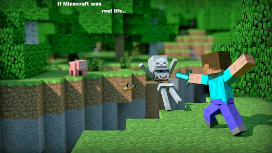 "Minecraft Creator Cancels The Oculus Rift Version Because Facebook ""Creeps"" Him Out"